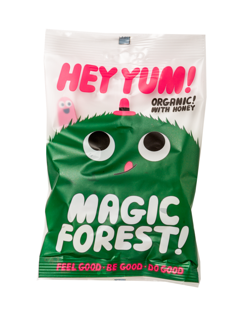 Hey Yum! Magic Forest